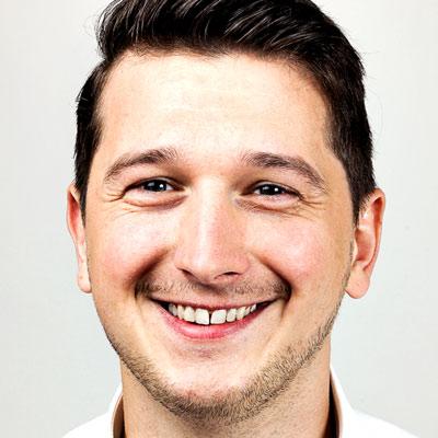 Kamil Jäger Mitarbeiter der NETZkultur