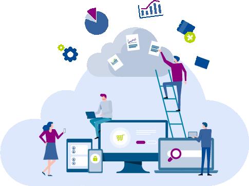 CloudDrive - Ihre Daten an einem Ort