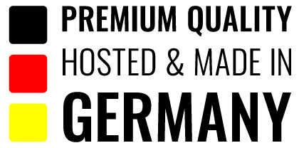 Hosting made in Germany