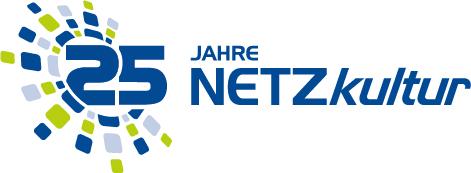 Logo NETZkultur Jubiläum